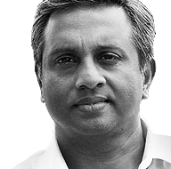 Image of Salil Shetty
